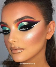 World Best Natural Face Beauty Cream Glam Makeup, Sexy Makeup, Cute Makeup, Makeup Inspo, Makeup Art, Makeup Inspiration, Beauty Makeup, Makeup Trends, Makeup Goals