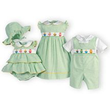 Easter Chicks - Girls' Easter Dresses, Boys' Easter Outfits, Girls' Spring Dresses.