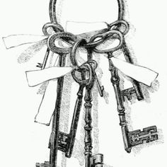 bumble button: Free Clip Art of Beautiful Old Antique Keys! Images for Tags,Collage,Artists Trading Cards and Scrap Booking