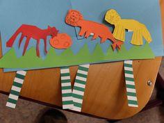 DIY-Erzähltheater aus der Buchkinderwerkstatt des Krokoseums