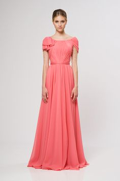 Reem Acra Resort 2013Well.... atleast it is modest.... but the color leaves much to be desired... can't a designer make some cute MODEST clothes???