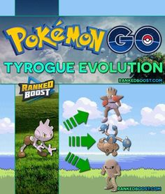 Pokemon GO Tyrogue Evolution Trick | How To Evolve Tyrogue Into Hitmonlee, Hitmontop, Hitmonchan. Easter Egg Trick Players Are Using To Force Evolutions.