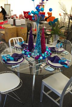 Funky Furniture Hire Event