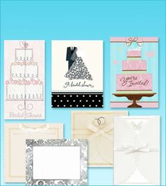 party city invitations designs