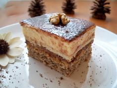 nuca Vanilla Cake, Tiramisu, Food To Make, Sweets, Healthy, Ethnic Recipes, Desserts, Cakes, Tailgate Desserts
