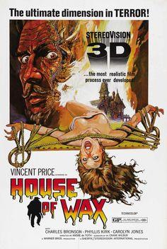 """House of Wax (1953) """"O Museu de Cera"""""""