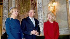 In beeld: koning Willem-Alexander in Denemarken | NOS