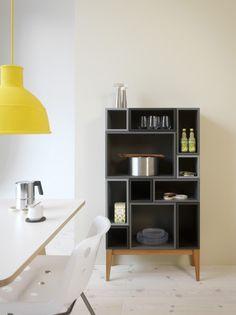 favorite home corner design yellow lamp from Muudo