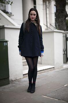 Fotos de street style en Portobello Londres