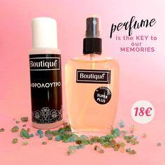 𝑺𝑼𝑷𝑬𝑹 𝒑𝒍𝒖𝒔 με 𝑺𝑼𝑷𝑬𝑹 𝜫𝜬𝜪𝜮𝜱𝜪𝜬𝜜 😍Με την αγορά 𝜜𝜬𝜴𝜧𝜜𝜯𝜪𝜮 100ml σου κάνουμε 𝜟𝜴𝜬𝜪👉 𝜜𝜱𝜬𝜪𝜦𝜪𝜰𝜯𝜬𝜪 100ml, με τον αρωματισμό της επιλογής σου! MONO 18€ #boutiquehopgr #boutiqueshop #eshop #shoponline #perfumes #perfume #myperfume #superplus #μεγάληδιάρκεια #loveperfumes #superdeal Perfume Bottles, Beauty, Beauty Illustration