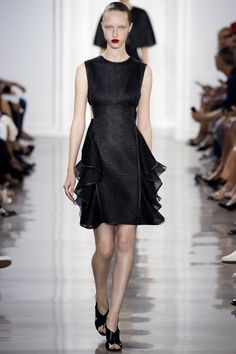 Jason Wu Spring 2016 Ready-to-Wear Collection, Shorts, Cocktail attire, black dress