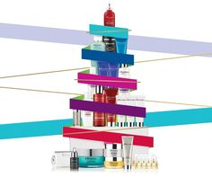 Who wouldn't want this Elemis tree for Christmas?...