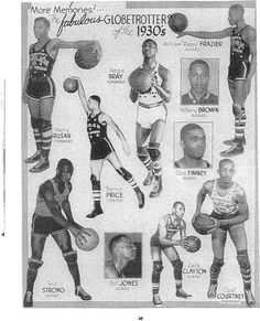 From 87 years, the Globetrotters have been the world's home team.