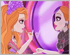 """Fan Tumblr about """"Ever After High"""" from mattel. Description from everafterhigh-eah.tumblr.com. I searched for this on bing.com/images"""