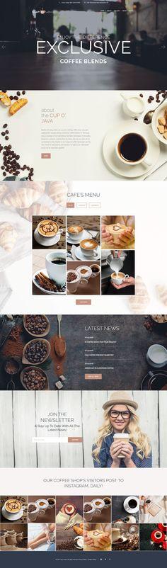 Coffee Shop WordPress Theme Está farto de procurar por templates WordPress? Fizemos um E-Book GRATUITO com OS 150 MELHORES TEMPLATES WORDPRESS. Clique aqui http://www.estrategiadigital.pt/150-melhores-templates-wordpress/ para fazer download imediato!