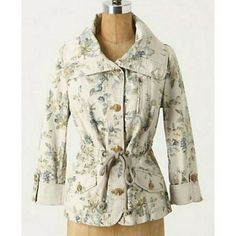 Daughters Of Liberation Lyoniafloral Jacket