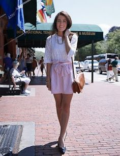 adorable summertime outfit