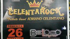 Domenica vi aspettiamo al Belloco Loungebar con la mitica band Celentarock Tributeband Adriano Celentano.. ore22.00 http://www.salentomonamour.com/mangiare/item/48-belloco-lounge-bar.html