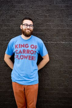 Neutral Milk Hotel t-shirt - King of Carrot Flowers Carrot Man, Neutral Milk Hotel, Carrot Flowers, When You Were Young, Front Bottoms, Fashion Project, Music Is Life, Jumpers, Jeff Mangum