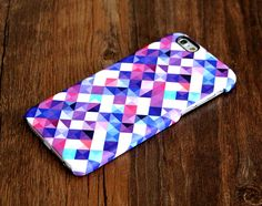 Vibrant Geometric Pattern iPhone 6 Case/Plus/5S/5C/5/4S Case – Ac.y.c