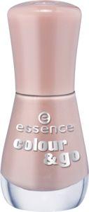 colour & go nail polish 162 dare it nude - essence cosmetics