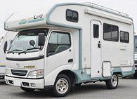 About | Toyota Camroad Motorhomes