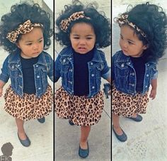 Leopard | Kid's Fashion