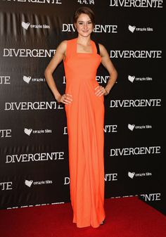 Shailene Woodley's Divergent Style | The Southern Blonde #divergent