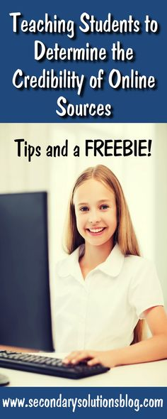 Tips, Ideas and a Freebie | Middle School High School