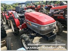 YANMAR F180 4WD Outdoor Power Equipment