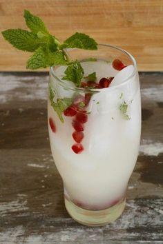 Pomegranate Mojito!.
