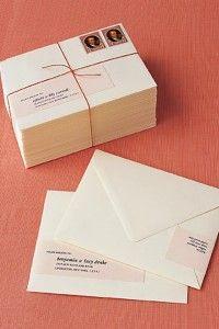the 53 best envelopes images on pinterest addressing envelopes