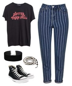 """""""31"""" by ddaisiee on Polyvore featuring Topshop, Converse and Miss Selfridge"""
