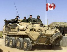 Canadian forces personnel who worked with the International Security Assistance Force (ISAF) in Afghanistan used a number of different vehicles to carry out their duties. Canadian Soldiers, Canadian Army, Canadian History, Army Vehicles, Armored Vehicles, Military Mom, Military History, Royal Canadian Navy, Afghanistan War