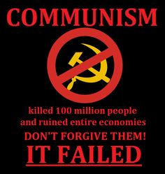 90 Miles From Tyranny : Just Say No To Communism..