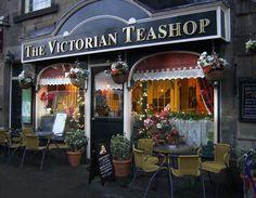 The Victorian Teashop