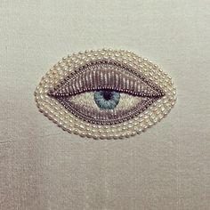 beaded eye ©azumisakata
