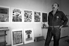 Antonio Frasconi, Woodcut Master, Dies at 93 - The New York Times