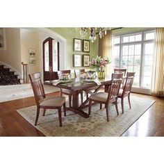 SEAGROVE 7PC DINING SET - $1295