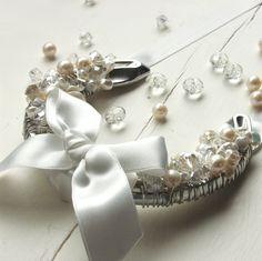 wedding bridal horseshoe