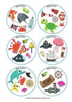 Dobble summer By the sea Fish Activities, Montessori Activities, Toddler Activities, Learning Activities, Kids Learning, Art Games For Kids, Double Game, Alphabet Letter Crafts, Kindergarten