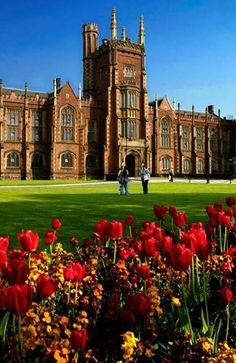 Queen's University was opened in 1849 and forms the focal point of the Queen's Quarter area of Belfast city today!