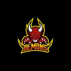 Sup guys? a mascot logo of a demon for an eSports team.what do you think ?