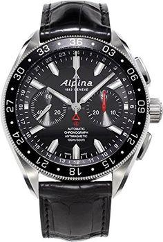 0282ad8aaba2 Alpina Geneve Alpiner 4 Chronograph Cronógrafo para hombres muy deportivo  Relojes Deportivos