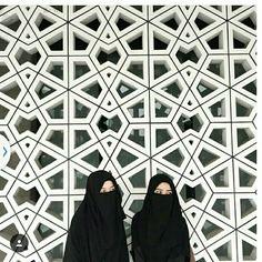 Girl with niqab 🙏🙌