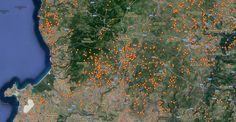 Nurnet: Mappa dei Nuraghi, Domus de Janas, pozzi sacri e villaggi nuragici finalmente online!