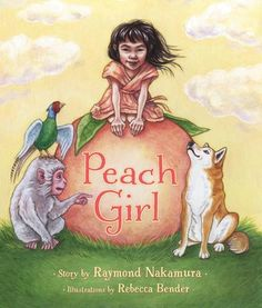 Based on a traditional Japanese folktale, this story makes the hero a girl and shows a positive show of female strength. Suggested by Paula in her book talk a whimiscal traditional story.