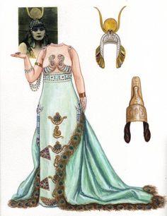 "Долина кукол № 4 Paper dolls- ""Бумажные МодЫ"" ; Becky Sharp, Dolls Film, Miriam Hopkins, Paper Doll Costume, French Costume, Greer Garson, Egyptian Fashion, Hollywood Costume, Debbie Reynolds"