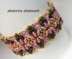 Annelies Bracelet by AbaBeads