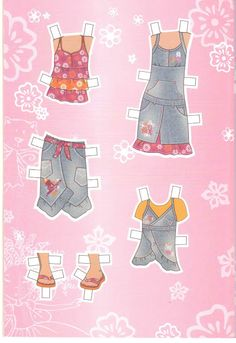 Модная компания-4 Стрекоза 2010 - Nena bonecas de papel - Picasa Albums Web